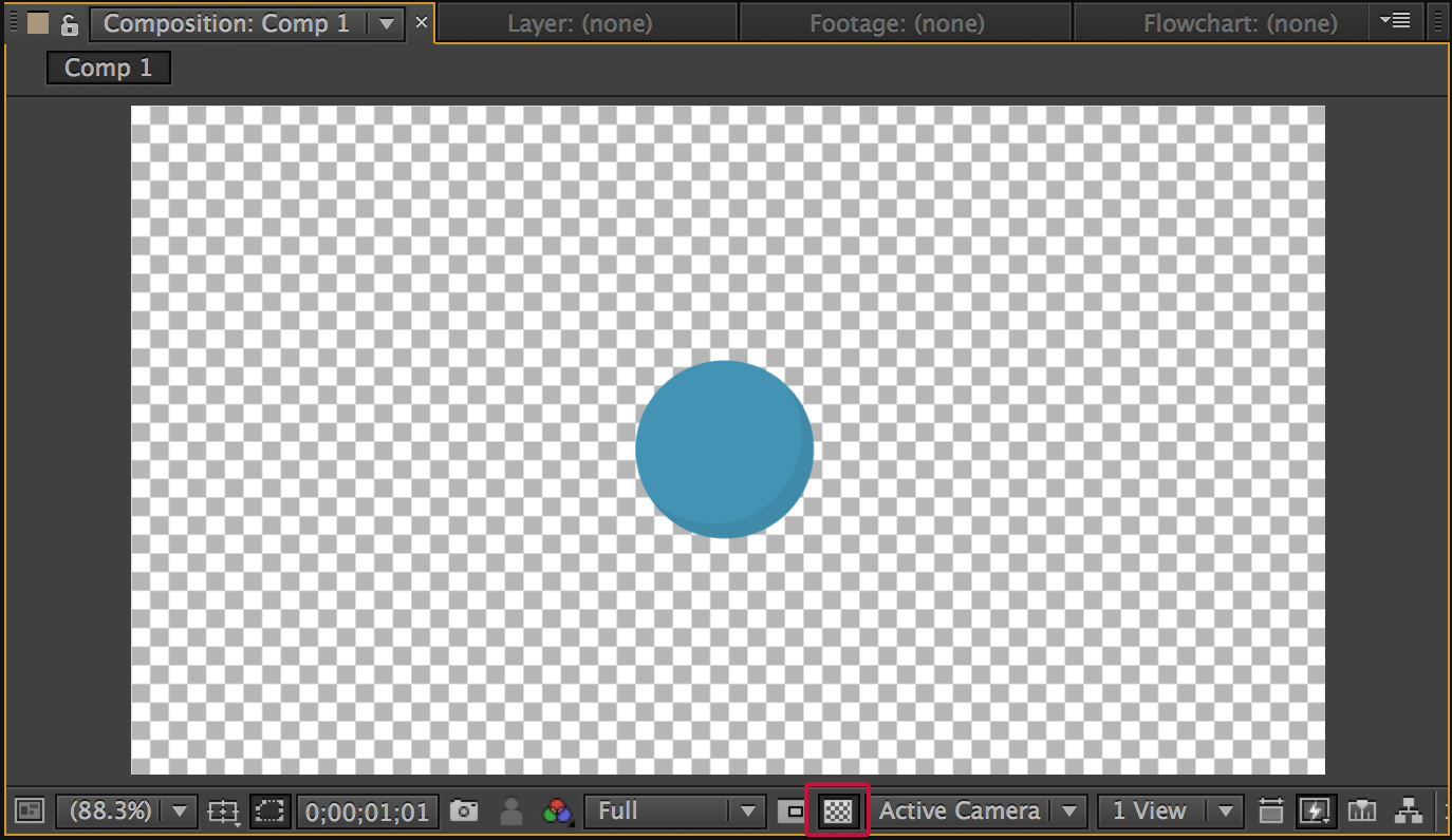 Pngs exporting with blak background after effects jpg stock Quick Tip: Exporting with Alpha Channels in After Effects ... jpg stock