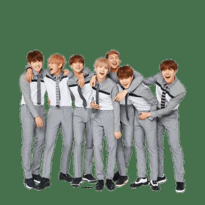 Pngs of bts transparent download BTS Bangtan Boys transparent PNG images - StickPNG transparent download