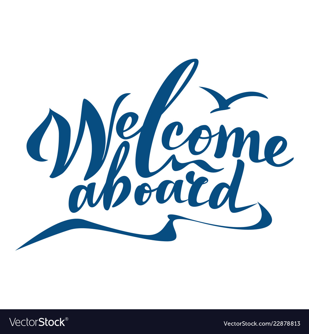 Pngs welcome lettering image transparent library Lettering welcome aboard image transparent library