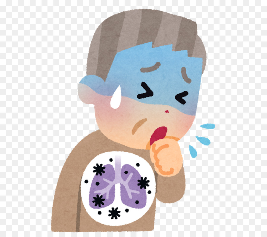 Pnuemonia clipart image royalty free download coughing with invisible background clipart Therapy Cough ... image royalty free download