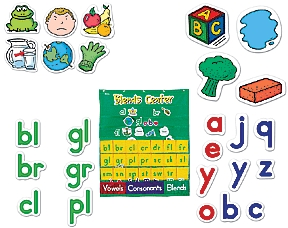 Pocket chart center clipart clip library library Blends Centre Pocket Chart - Best Educational Infant Toys ... clip library library