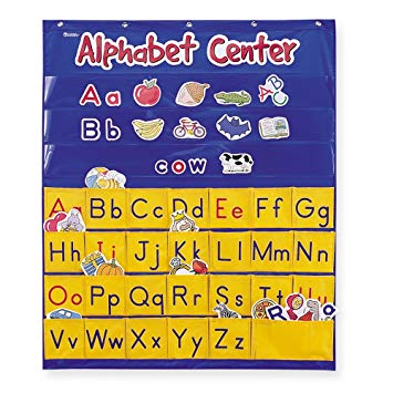 Pocket chart center clipart banner library download Learning Resources Alphabet Center Pocket Chart, ABCs, Letter, Word  Recognition, 212 Pieces banner library download