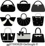 Pocketbooks clipart clip library download Handbag Clip Art - Royalty Free - GoGraph clip library download