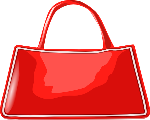 Pocketbooks clipart clipart free library Handbag Clip Art at Clker.com - vector clip art online ... clipart free library