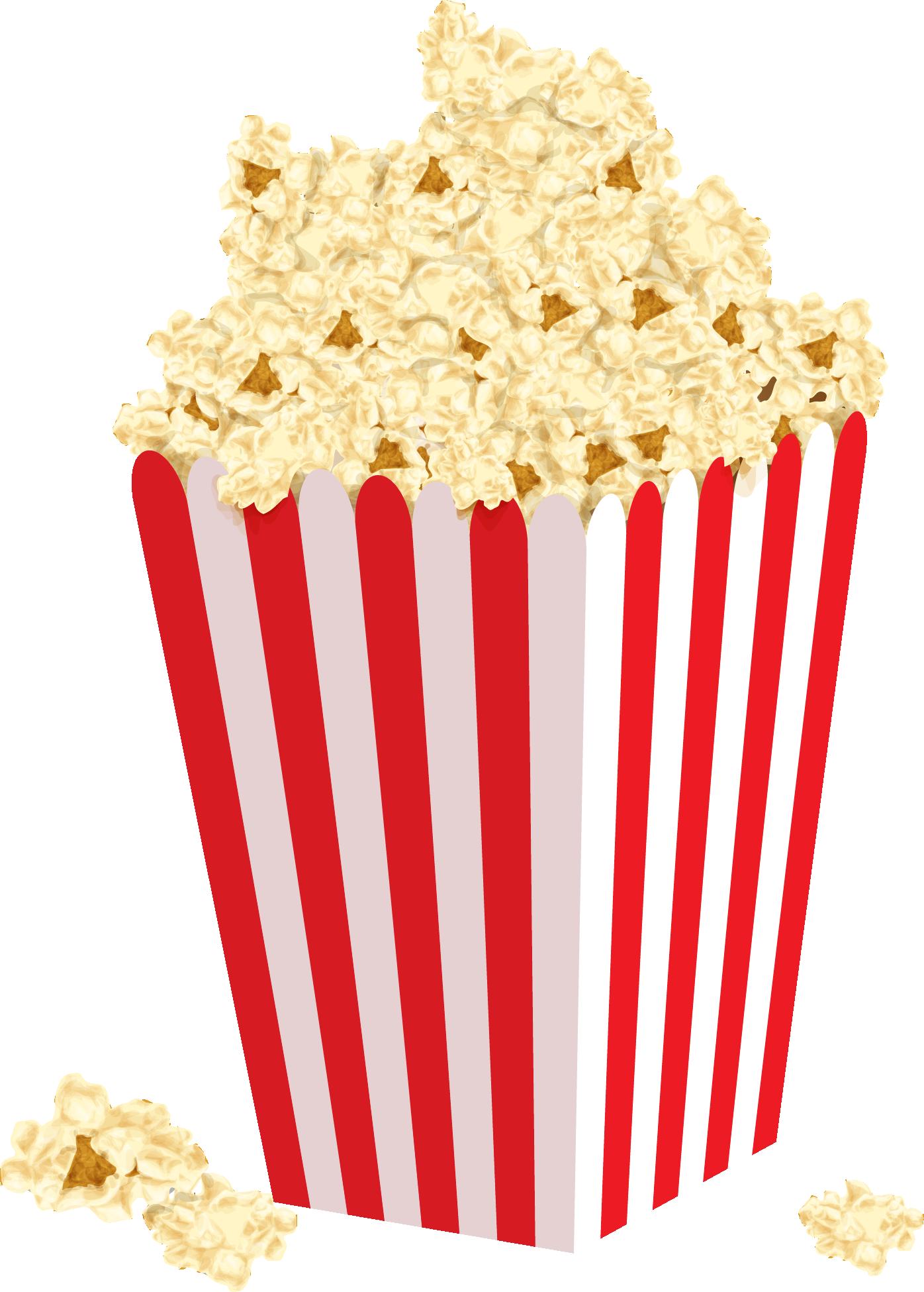 Pocorn clipart clip royalty free Popcorn Box Clipart Png – Clipartly.com clip royalty free