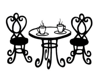 Poetry cafe clipart image royalty free download Poetry cafe clipart - Clip Art Library image royalty free download