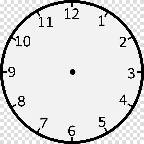 Point at watch clipart black and white png freeuse download White and black clock illustration, Clock face , Analog ... png freeuse download