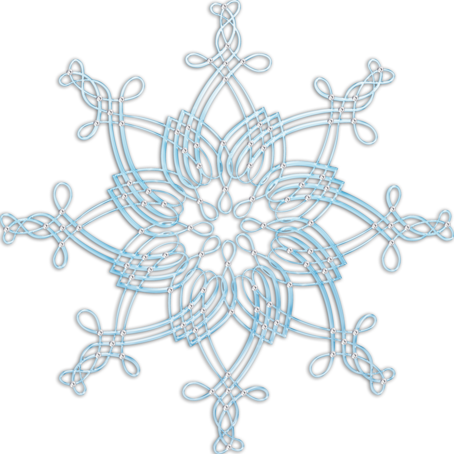 Pointed snowflake clipart transparent background jpg library 32++ Beauty Snowflake Clipart Transparent jpg library