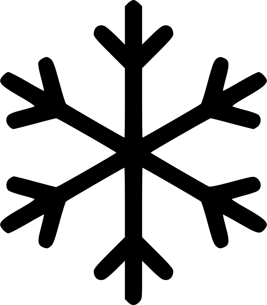 Pointed snowflake clipart transparent background svg transparent stock Snow Snowflake Winter Svg Png Icon Free Download (#498372 ... svg transparent stock