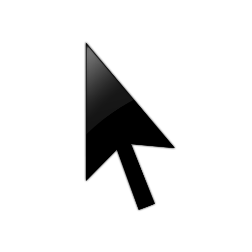 Pointer arrow graphic Microsoft Pointer Arrow Icon #008039 » Icons Etc graphic