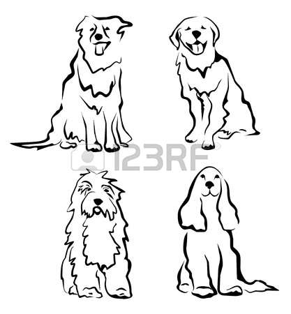 Pointer dog clipart clipart library library 1,079 Pointer Dog Stock Vector Illustration And Royalty Free ... clipart library library