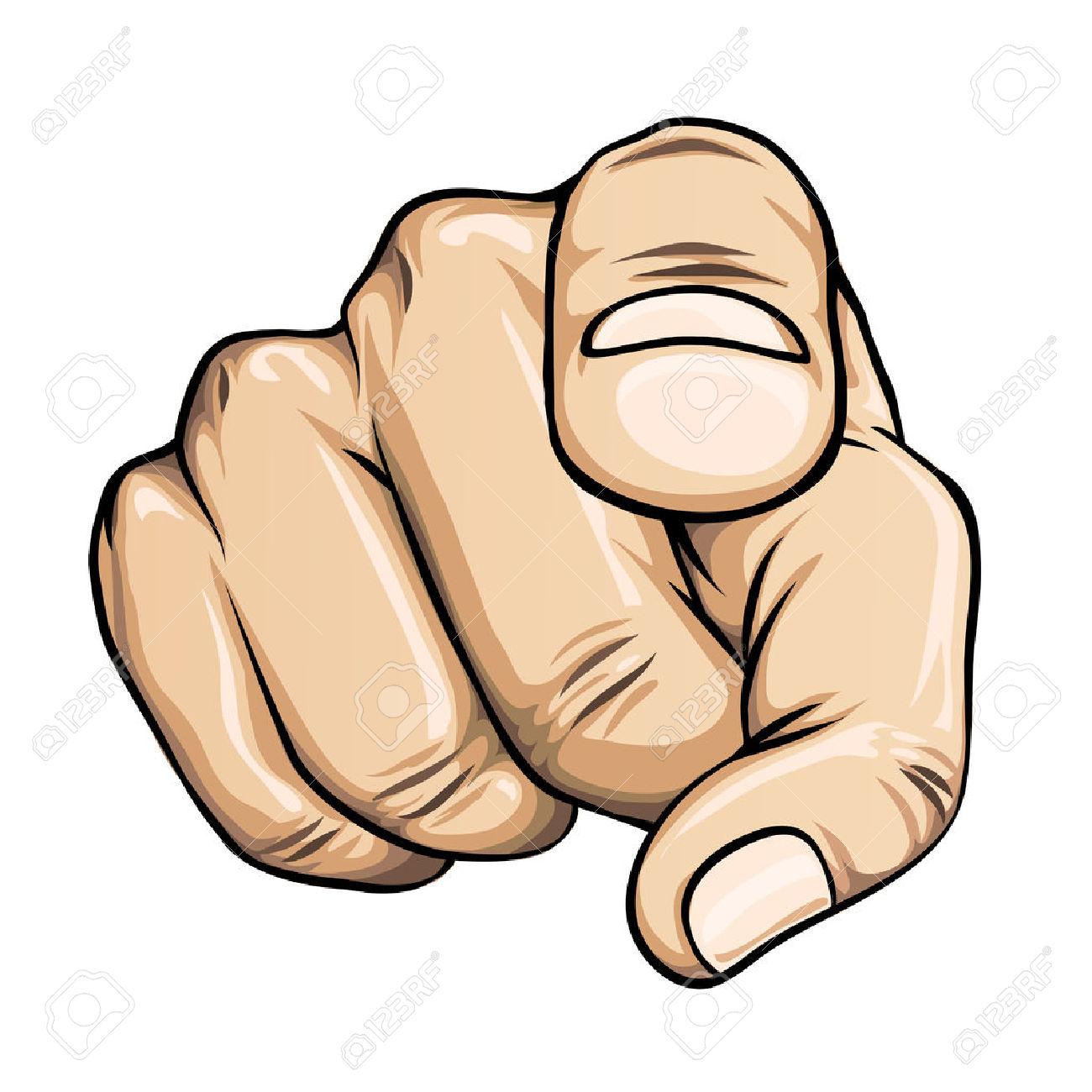 Pointer du doigt clipart graphic royalty free Pointant Du Doigt Clip Art Libres De Droits , Vecteurs Et ... graphic royalty free