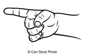 Pointer finger and pinky finger clipart images vector freeuse Finger Illustrations and Clip Art. 103,806 Finger royalty free ... vector freeuse