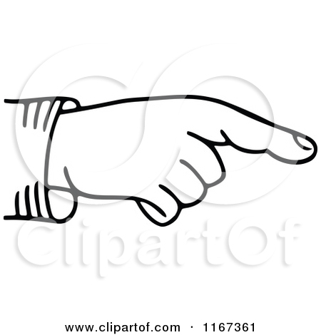 Pointer finger clip art clip art free library Royalty Free Pointer Finger Illustrations by Prawny Vintage Page 1 clip art free library