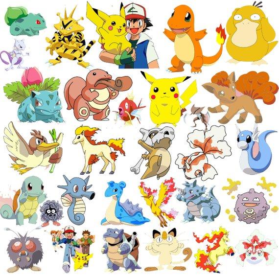 Pokemopn clipart png free download 205 Pokemon Clipart Pokemon Go Clipart Pokemon Stickers ... png free download