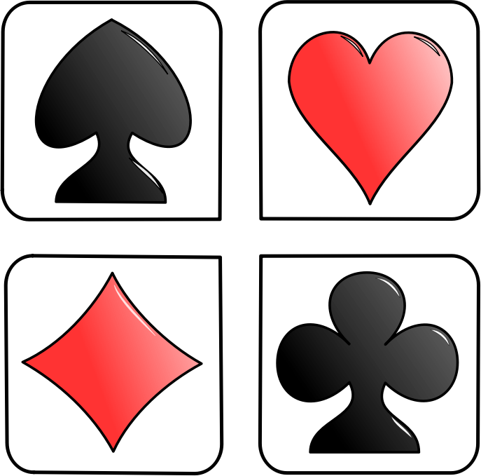 Poker crown clipart png transparent download Deck Of Cards Clipart at GetDrawings.com | Free for personal use ... png transparent download