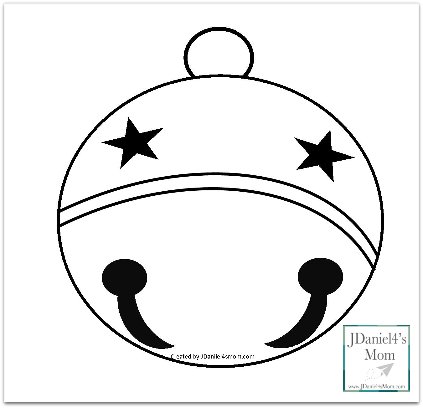 Polar express bell clipart black and white vector royalty free library Polar Express Archives - JDaniel4s Mom vector royalty free library