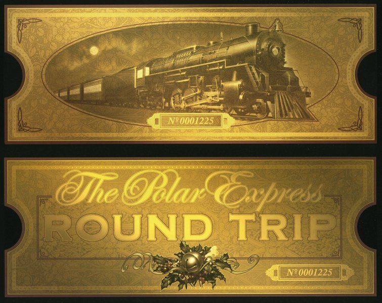 Polar express golden ticket clipart png free download Stephen Mosier (stephenmosier) on Pinterest png free download