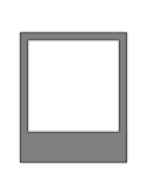 Polaroid frame clipart free clipart library A Polaroid frame svg | Silhouette Cameo | Polaroid frame ... clipart library