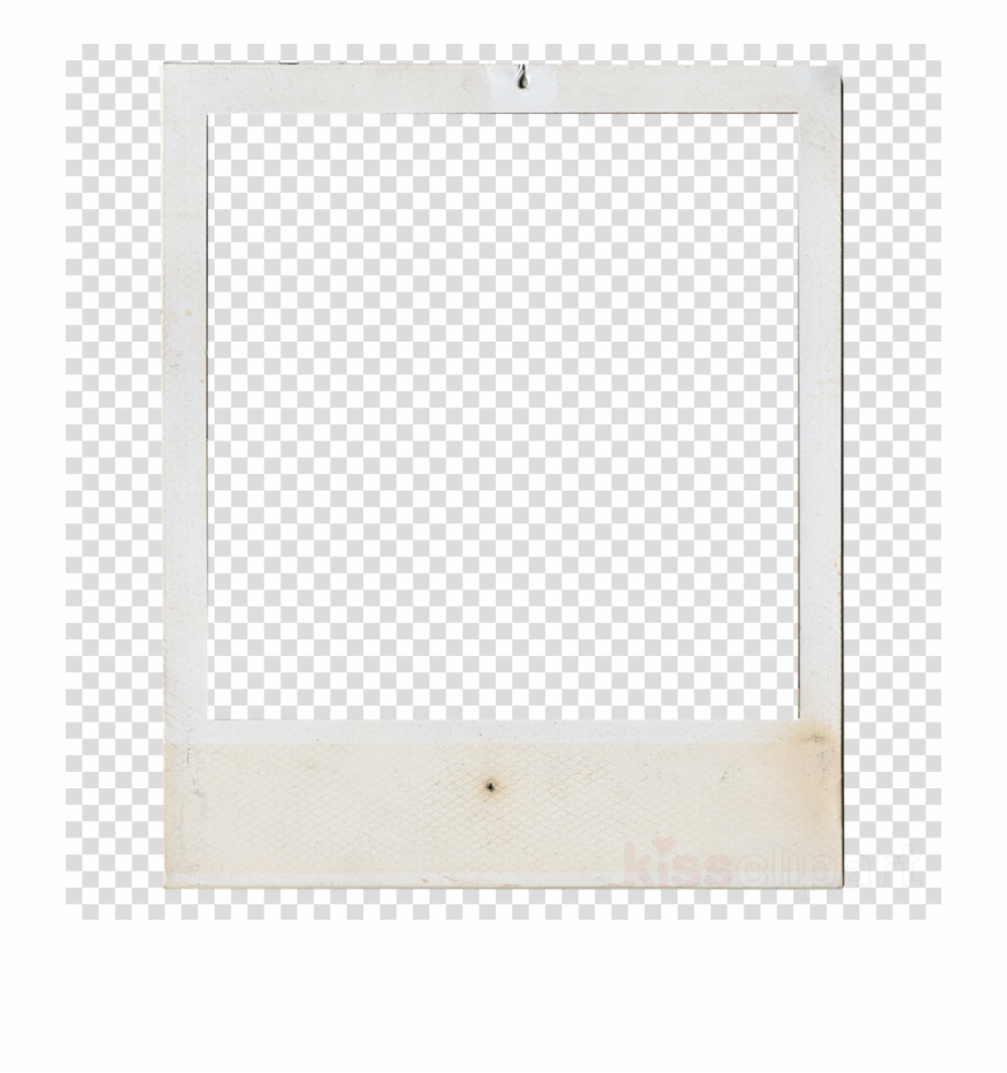 Polaroid frame clipart free png free stock Polaroid Frame Clipart Instant Camera Picture Frames ... png free stock