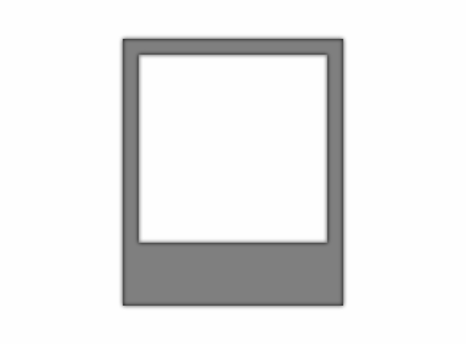 Polaroid frame clipart download transparent download A Polaroid Frame Svg Polaroid Frame - Polaroid Svg Free PNG ... transparent download