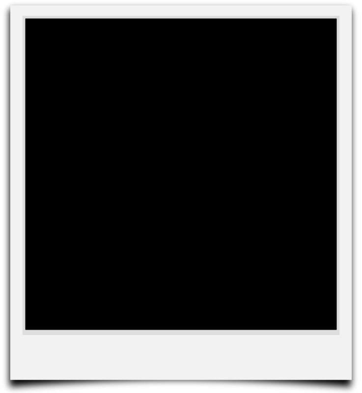 Polaroid picture clipart jpg black and white library Free Clipart: Polaroid | smerrell jpg black and white library
