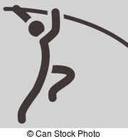 Pole vault clip art free stock Pole vault Stock Illustrations. 460 Pole vault clip art images and ... free stock