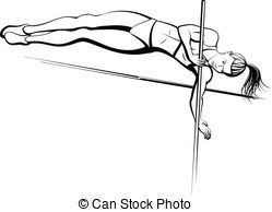 Pole vault girl clipart png download Pole vault girl clipart - ClipartFest png download