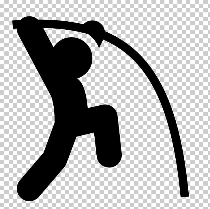 Pole vaulting clipart banner royalty free stock Pole Vault Track & Field Computer Icons Sport PNG, Clipart ... banner royalty free stock