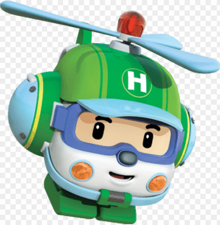 Poli clipart png freeuse library Download robocar poli character helly the helpter clipart ... png freeuse library