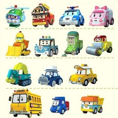 Poli clipart picture black and white library Robocar poli clipart 3 » Clipart Portal picture black and white library