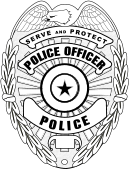 Police badge clipart free image royalty free library Dog Police Badge Clipart - Clipart Kid image royalty free library
