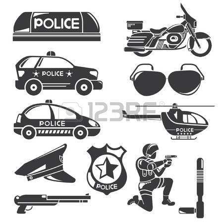 Police badge clipart vector svg transparent library 6,755 Police Badge Cliparts, Stock Vector And Royalty Free Police ... svg transparent library