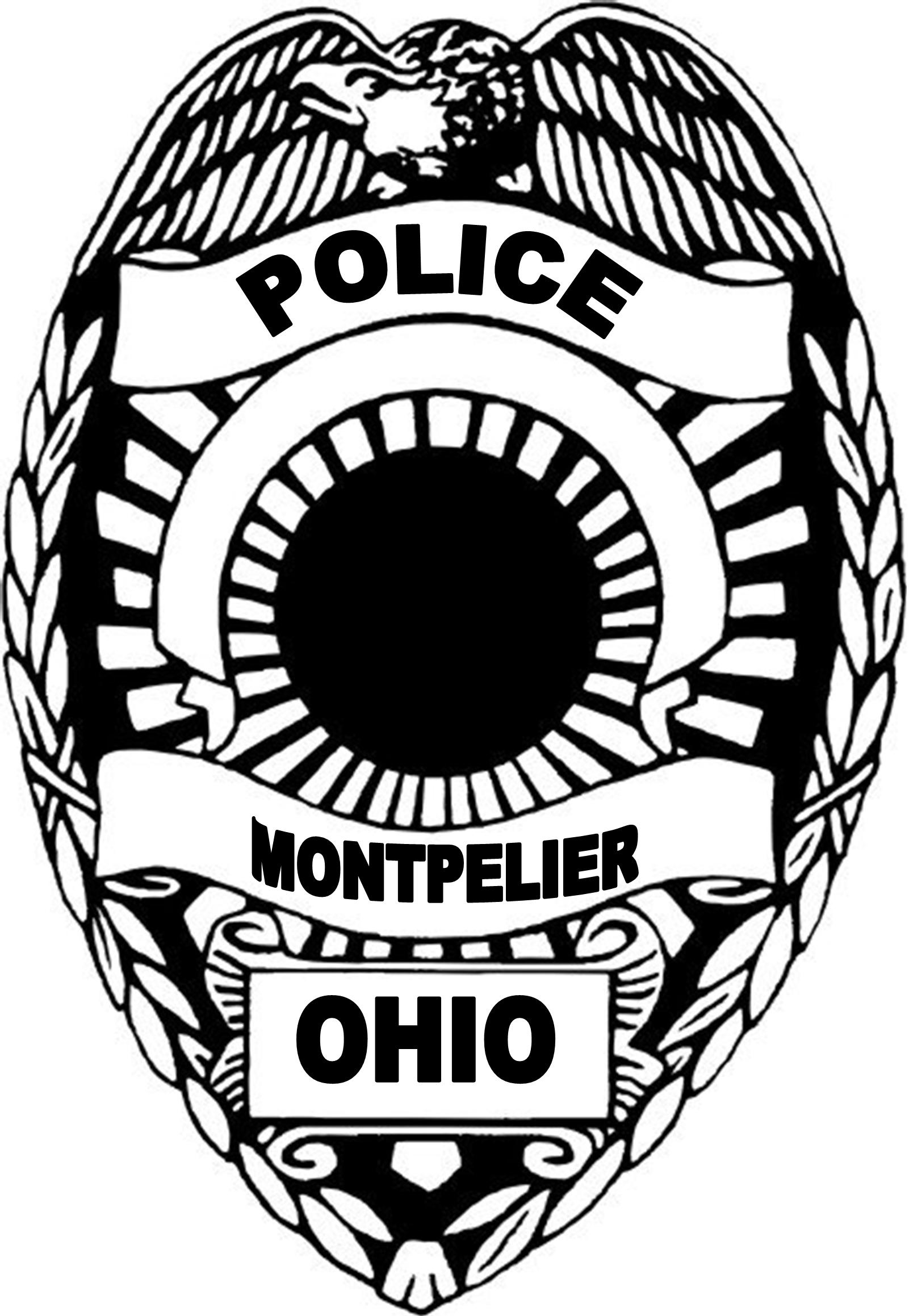 Police badge clipart vector clip art royalty free library Police badge clipart vector - ClipartFest clip art royalty free library