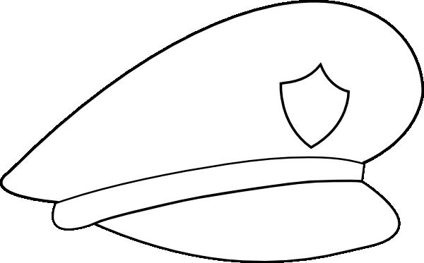 Police cap clipart clip free stock Cartoon Police Hat | Free Download Clip Art | Free Clip Art | on ... clip free stock