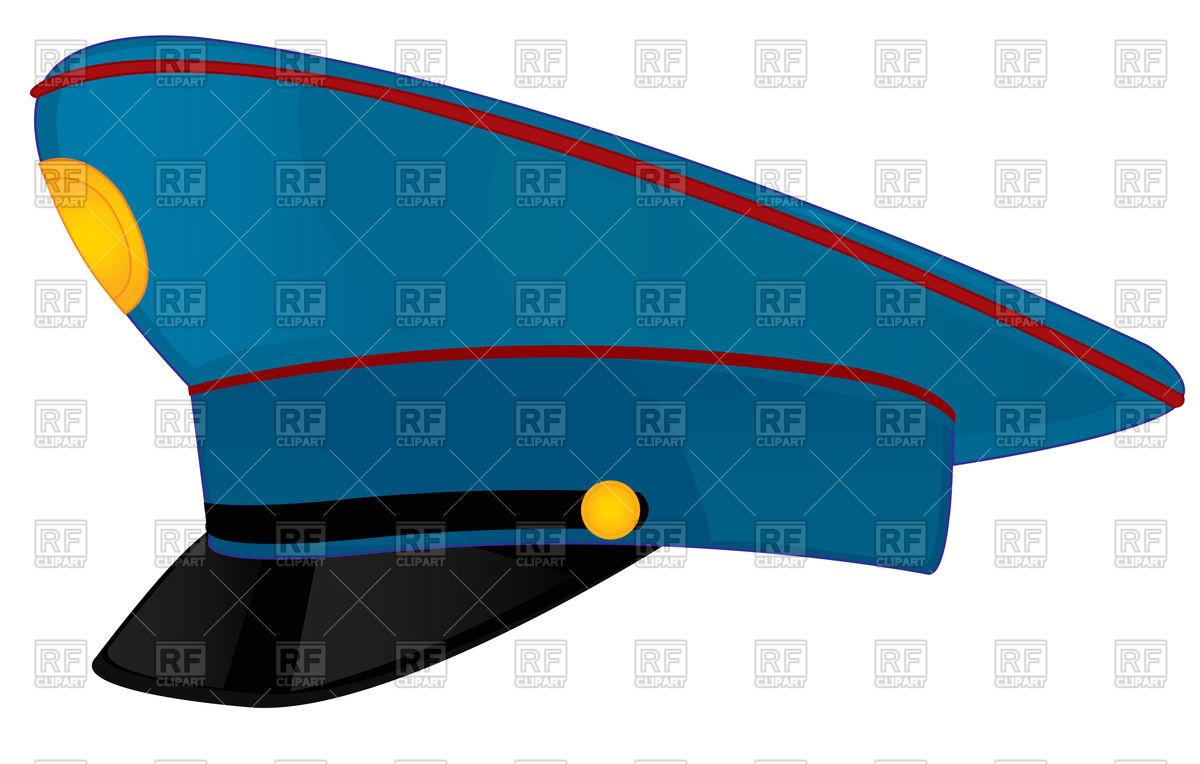 Police cap clipart picture transparent Police cap Vector Image #94544 – RFclipart picture transparent