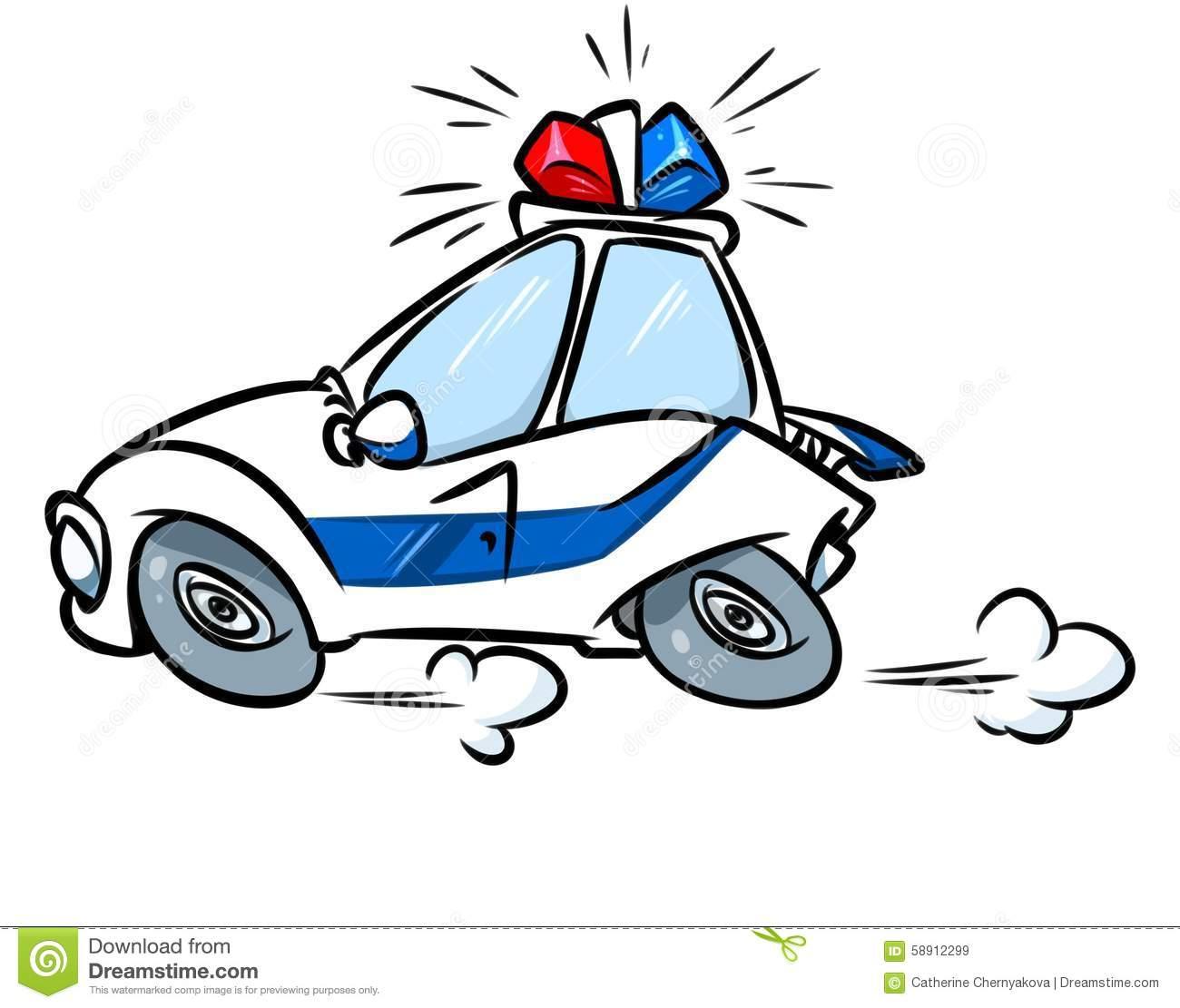 Police car cartoon clipart clip royalty free download Police car chase clipart - ClipartFest clip royalty free download