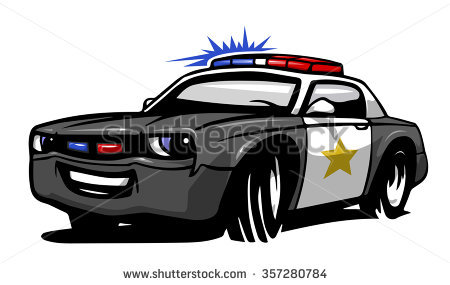 Police car chase clipart clip art library Police Car Stock Images, Royalty-Free Images & Vectors   Shutterstock clip art library