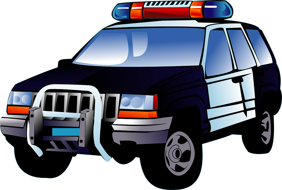 Police car clipart clipart free stock Windsor's Country 95.9 & 92.7 | When Police Are Chasing You, Don't... clipart free stock