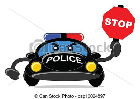 Police car clipart free banner royalty free Police car Stock Illustrations. 4,428 Police car clip art images ... banner royalty free