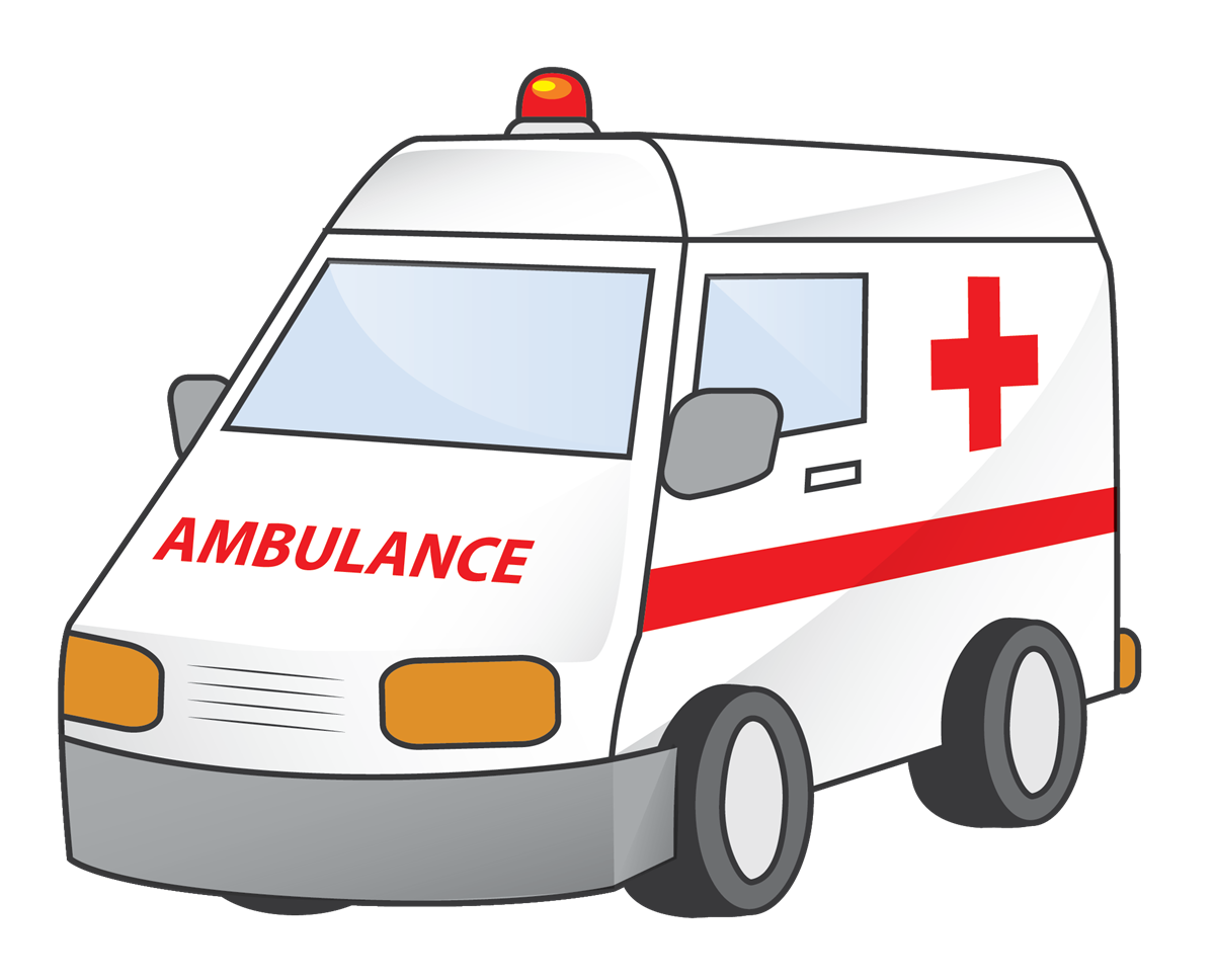 Ambulance car clipart image royalty free library Police Car Clipart Png | Clipart Panda - Free Clipart Images image royalty free library