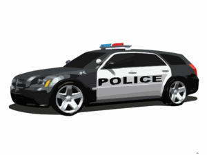 Police car clipart png clipart freeuse download Police Car Clip Art at Clker.com - vector clip art online, royalty ... clipart freeuse download