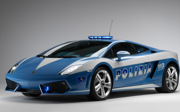 Police car clipart png banner free library Lamborghini Gallardo Lp Police Car Wide | Free Images at Clker.com ... banner free library