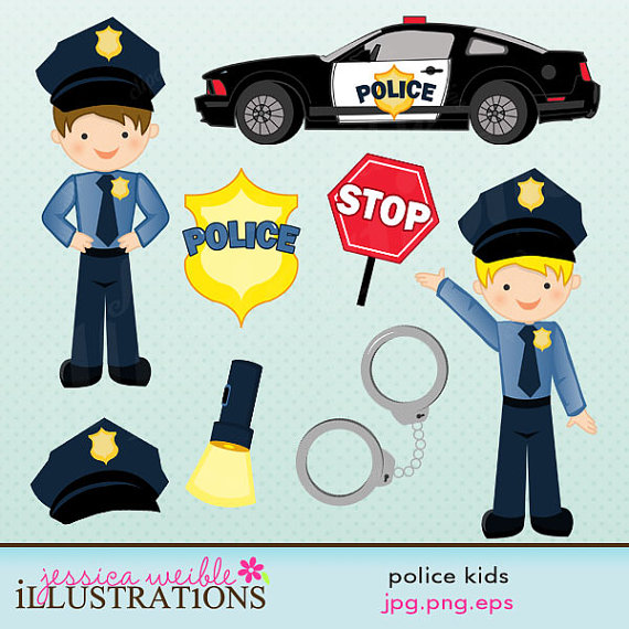 Police car kids clipart picture free download Free kids police clipart - ClipartFest picture free download
