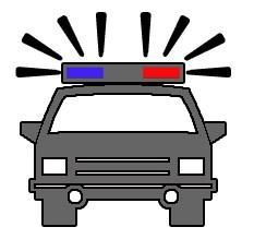 Police car lights clipart clip art transparent download Police car police clip art clipartix - Clipartix clip art transparent download