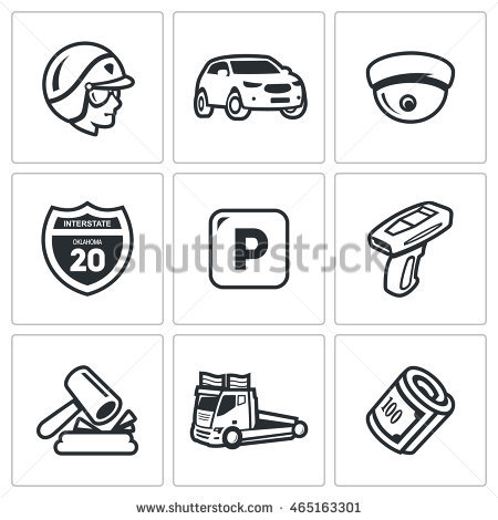 Police car radar clipart stock Police Radar Stock Images, Royalty-Free Images & Vectors ... stock