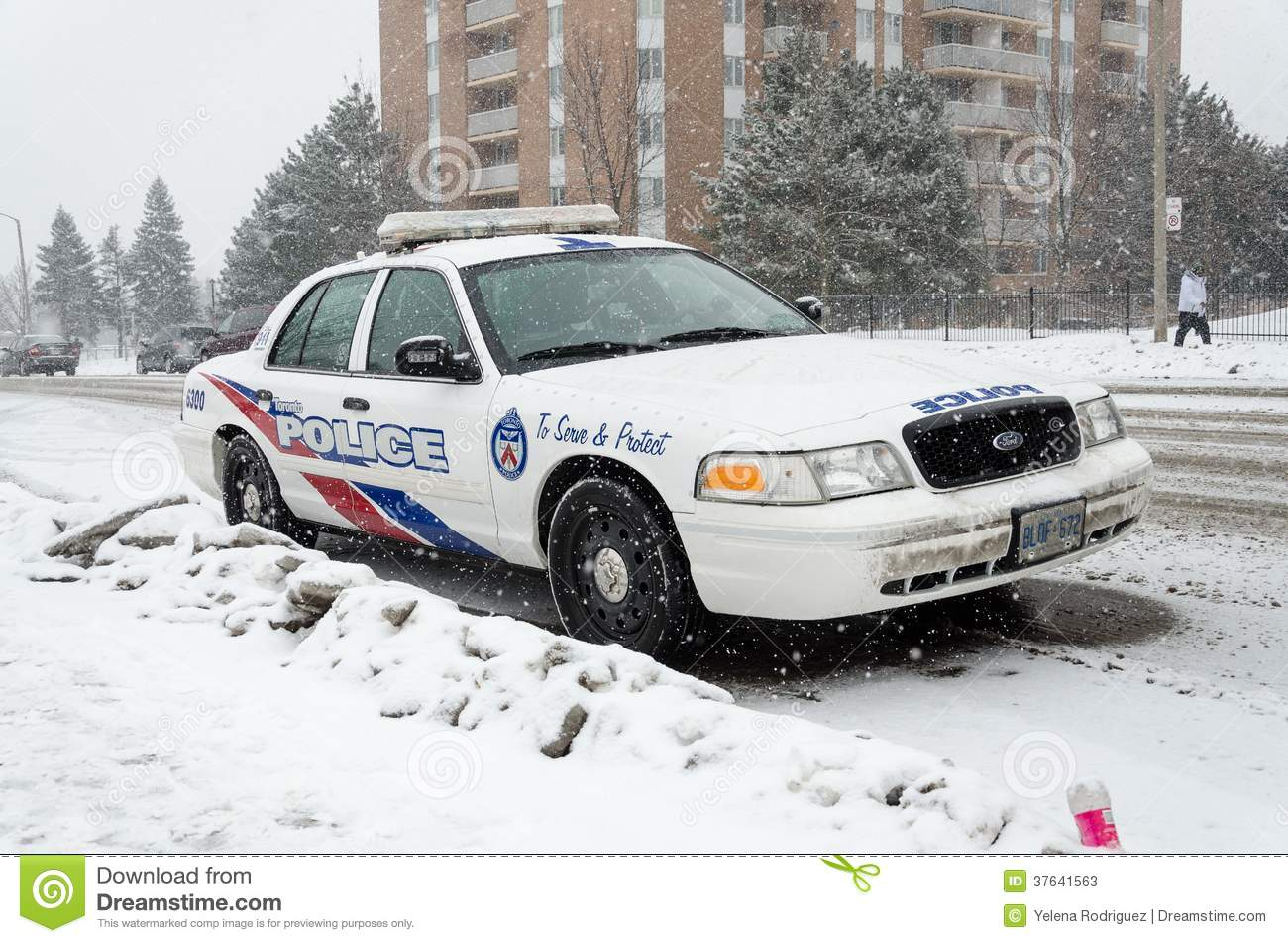 Police car snow clipart jpg transparent library Police car in snow clipart - ClipartFest jpg transparent library