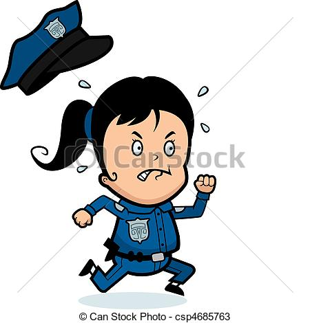 Police chase clipart clip free stock Police chase Stock Illustrations. 143 Police chase clip art images ... clip free stock