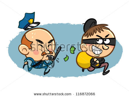 Police chase clipart image freeuse stock Police Chase Stock Photos, Royalty-Free Images & Vectors ... image freeuse stock