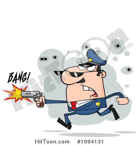 Police chase clipart clipart library Police Chase Clipart #1 - Royalty Free Stock Illustrations ... clipart library